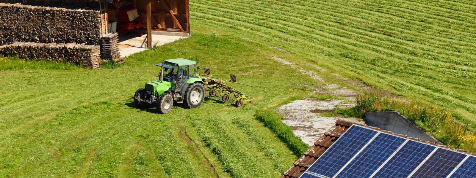 Zimny Batteriespeicher Kassel Landwirtschaft